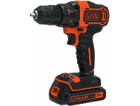 Appliances Online Black & Decker BDCDD186B-XE Two Speed Drill Driver with Two Batteries