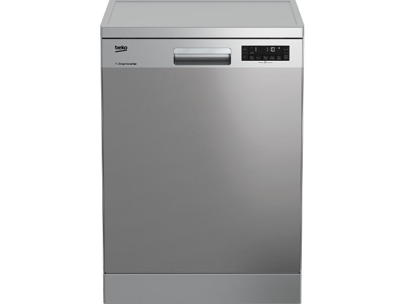 Beko BDF1620X Freestanding Dishwasher