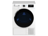 Appliances Online Beko 8kg Sensor Controlled Hybrid Heat Pump Dryer BDP83HW