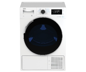 Beko 8kg Sensor Controlled Hybrid Heat Pump Dryer BDP83HW