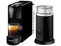 Appliances Online Breville BEC250BLK Essenza Mini Bundle Nespresso Coffee Machine