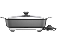 Appliances Online Breville BEF460GRY the Thermal Pro Banquet Frypan