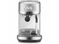 Breville The Bambino Plus Espresso Stainless Steel Coffee Machine BES500BSS