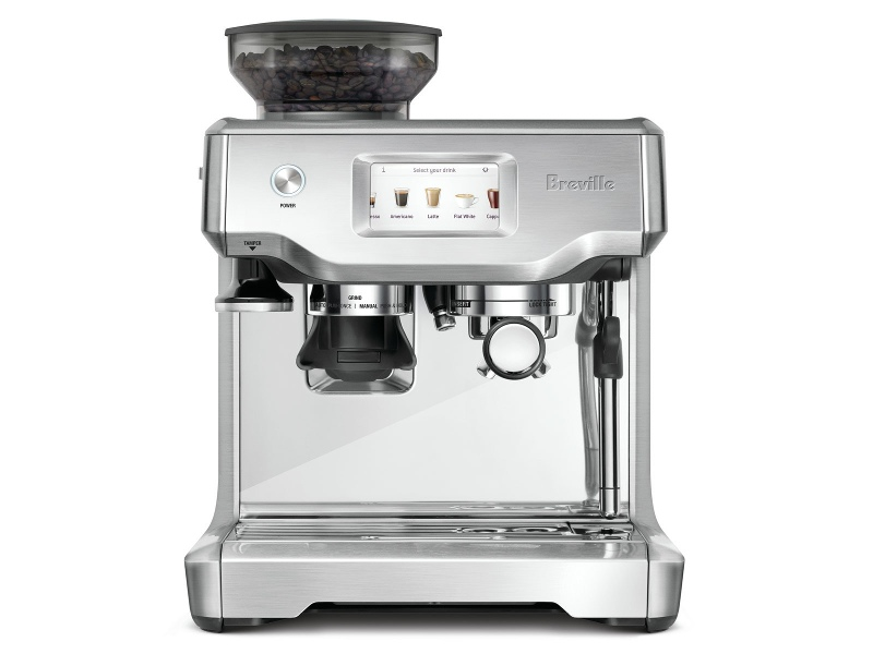 Breville BES880BSS the Barista Touch Coffee Machine
