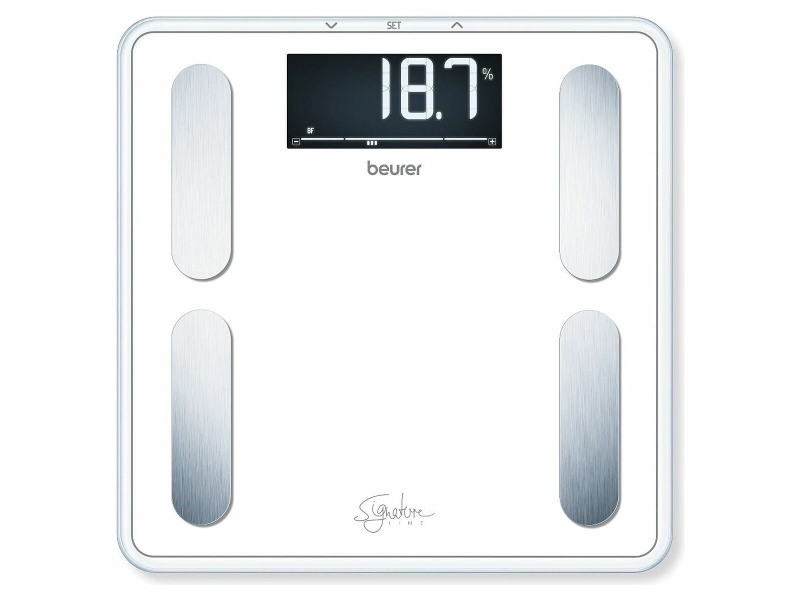 Beurer Signiture Line Body Fat Scale BF400W