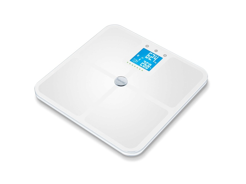 Beurer BF950 Bluetooth Glass Body Fat Scale