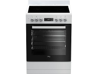 Appliances Online Beko BFC60VMW 60cm Freestanding Electric Oven/Stove