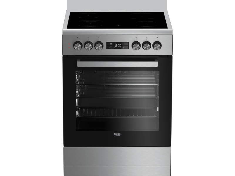 Beko BFC60VMX1 60cm Freestanding Electric Oven/Stove