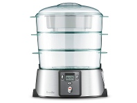 Appliances Online Breville BFS600BSS the Quick Steam Digital Food Steamer