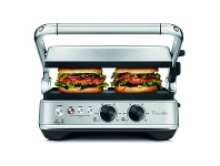 Appliances Online Breville Sear & Press Grill BGR710BSS
