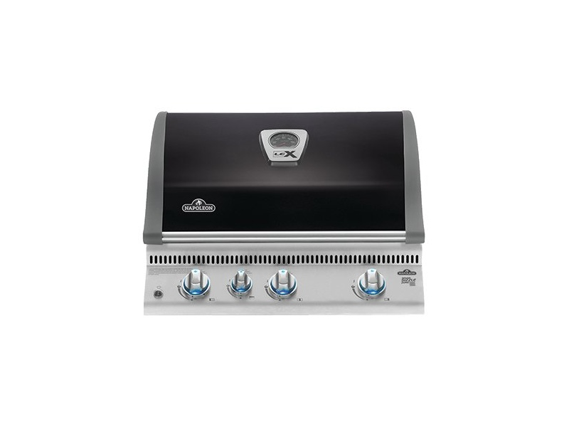 Napoleon BILEX485RBINK-AU Lex 485 Black Built-In Natural Gas BBQ