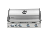 Appliances Online Napoleon BILEX605RBINSS-AU Lex 605 Built-In Natural Gas BBQ