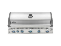 Appliances Online Napoleon BILEX730RBINSS-AU Lex 730 Stainless Steel Built-In Natural Gas BBQ