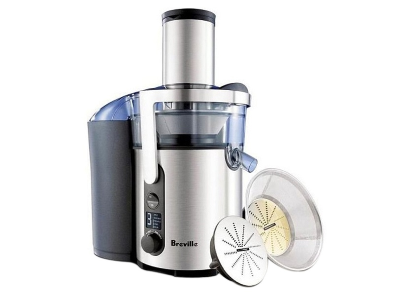 Breville BJE520BSS the Froojie Fountain Juicer