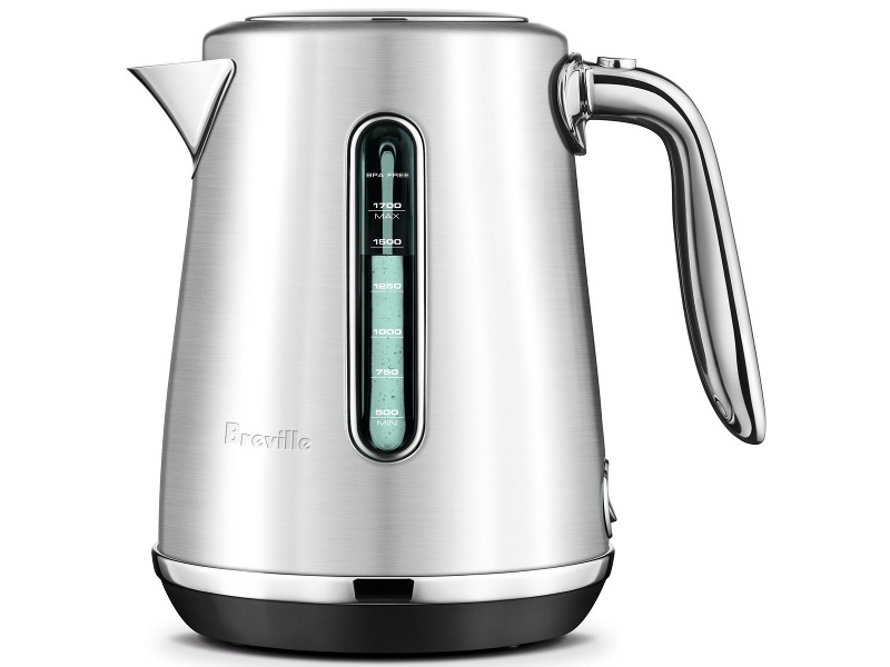 Breville BKE735BSS the Soft Top Luxe Kettle