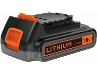 Appliances Online Black & Decker BL2018-XE 18V 2.0Ah Lithium-ion Battery