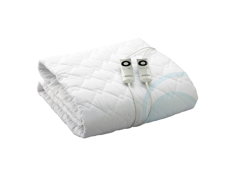 Sunbeam Queen Quilted Electric Blanket BL5451