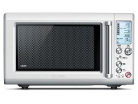 Appliances Online Breville BMO700BSS 25L the Quick Touch Crisp Microwave Oven 1000W