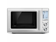 Appliances Online Breville 34L Smooth Wave™ Microwave BMO840BSS