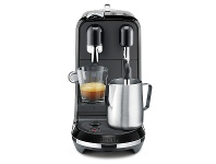 Appliances Online Breville BNE500BKS Creatista Uno Coffee Machine