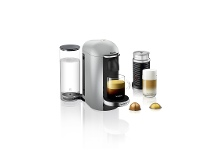Appliances Online Breville VertuoPlus Deluxe Coffee Machine Bundle Silver BNV450SIL