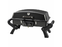 Appliances Online Gasmate BQ1078 Adventurer Deluxe 2 Burner Portable BBQ