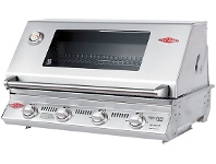 Appliances Online Beefeater BS12340 Signature 3000S 4 Burner Built-In LPG BBQ