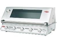 Appliances Online Beefeater BS12350 Signature 3000S Flame Failure 5 Burner Built-In LPG BBQ