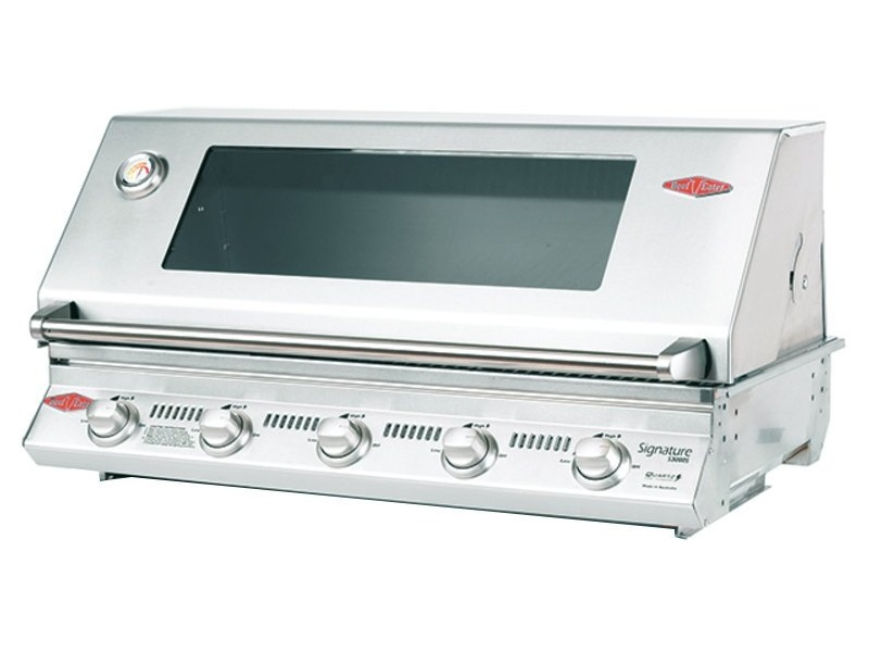 Beefeater BS12350 Signature 3000S Flame Failure 5 Burner Built-In LPG BBQ