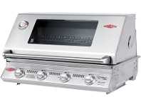 Appliances Online Beefeater BS12840 Signature 3000S 4 Burner Built-In LPG BBQ