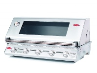 Appliances Online Beefeater BS12850S Signature 3000SS 5 Burner Built-In LPG BBQ
