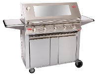 Appliances Online Beefeater BS19350 Signature 3000S 5 Burner Mobile LPG BBQ