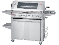 Appliances Online Beefeater BS19640 Signature Premium Plus 5 Burner Mobile LPG BBQ