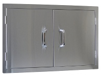 Appliances Online Beefeater BS23150 Stainless Steel Double Door for Outdoor Kitchen