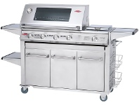 Appliances Online Beefeater BS30060 Signature SL4000 5 Burner Mobile LPG Gas BBQ