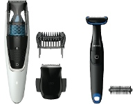 Appliances Online Philips BT7204-85 Series 7000 Vacuum Beard Trimmer