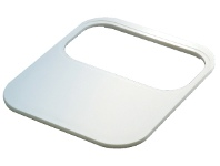 Appliances Online Blanco BUCBW Plastic Cutting Board