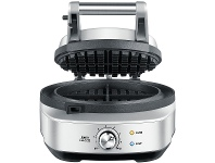 Appliances Online Breville BWM520BSS the No-Mess Waffle Waffle Maker