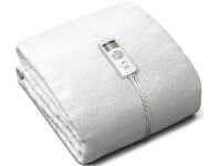 Appliances Online Breville Single Fitted Electric Blanket BZB417WHT