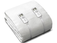Appliances Online Breville Double Antibacterial Fitted Heated Blanket BZB427WHT