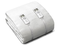 Appliances Online Breville King Fitted Electric Blanket BZB457WHT