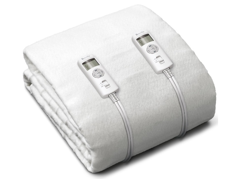 Breville King Fitted Electric Blanket BZB457WHT