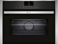 Appliances Online NEFF C17FS32H0B 45cm Compact Built-In Combi-Steam Oven