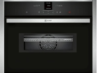 Appliances Online NEFF C17MR02N0B 45cm Compact Built-In Combi-Microwave Oven