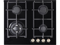 Appliances Online Artusi CAGH6000B 60cm Natural Gas Cooktop