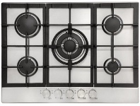 Appliances Online Baumatic CD7SG1 70cm Natural Gas Cooktop