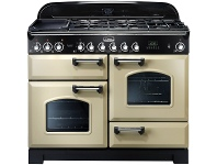 Appliances Online Falcon CDL110DFCR-CHLPG 110cm Freestanding Dual Fuel Oven/Stove