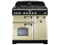 Appliances Online Falcon CDL90DFCR-CHLPG 90cm Freestanding Dual Fuel Oven/Stove