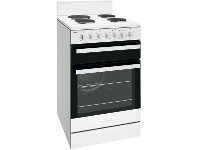 Appliances Online Chef CFE537WB 54cm Freestanding Fan Forced Electric Oven/Stove