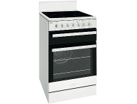 Appliances Online Chef CFE547WB 54cm Freestanding Fan Forced Electric Oven/Stove